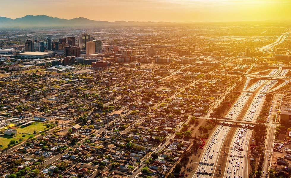 Worst Arizona Vehicle Accidents of 2014 Banner
