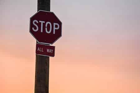 Wrong-way Drivers 101 -When Drivers See The Wrong Way Sign