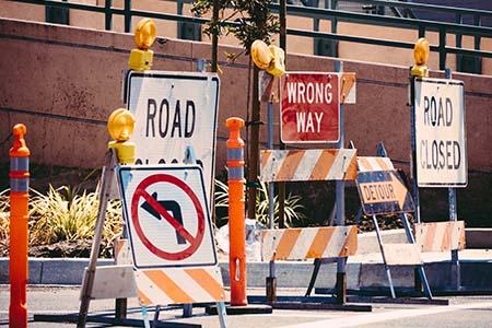 Wrong Way Drivers